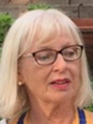 Présidente 2019-2020 Christiane MATHIEU